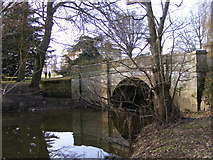 SJ5509 : Deer Park Bridge by Gordon Griffiths