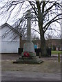 TM3289 : Earsham War Memorial by Adrian Cable