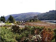 NG8825 : Eilean Donan Castle by John MacKenzie