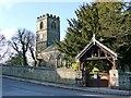 SK3099 : St Leonard's Church Wortley by Brian Webster