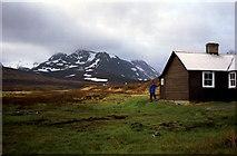 NN5276 : Culra Bothy by Russel Wills