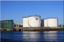 NJ9505 : Point Law, Aberdeen Harbour by Colin Kinnear