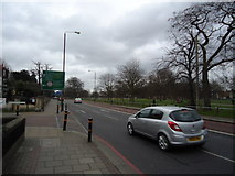 TQ2775 : Clapham Common North Side by Stacey Harris