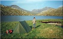 NG9980 : Lochan na Bearta by Roger