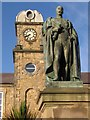 NZ4249 : Statue of the 6th Marquess of Londonderry by Carol Bleasdale