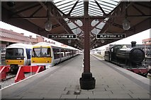 SP0786 : The old platforms at Moor Street have reopened by Robin Stott