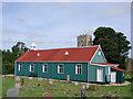 TG0433 : Burgh Parva St Mary's 'new' church by Adrian S Pye