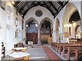 SO8454 : The north chapel by Bill Nicholls