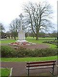 TL0506 : Hemel Hempstead War Memorial by Graham Hale