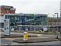 TQ2089 : Dagenham Motors Superstore, Colindale by Robin Webster