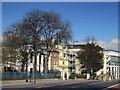 TQ3075 : Clapham Road (A3), SW9 by Mike Quinn