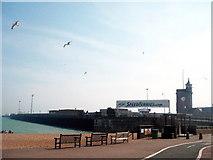 TR3140 : Dover Western Dock by Helmut Zozmann