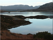 NG8378 : Loch Tollaidh by Russel Wills