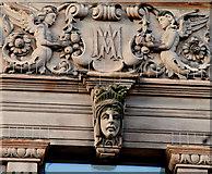 J3374 : Former Anderson & McAuley, Belfast (detail) (6) by Albert Bridge