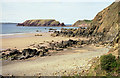 SM7807 : Marloes Sands, Pembrokeshire by Roger  Kidd