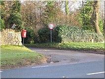 SP1729 : Single track to Longborough by Bill Nicholls