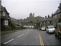 SY9682 : East Street, Corfe Castle by JThomas