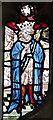 TG0535 : St Mary's church, Stody - St Edmund by Evelyn Simak