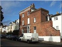 SX9192 : Birthplace of W G Hoskins, St David's Hill by David Smith