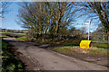 ST0372 : Crossroads to St Hilary and Llantrithyd by Mick Lobb