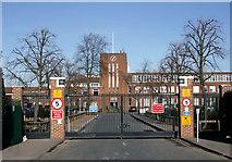 TQ1371 : Hampton School by Des Blenkinsopp