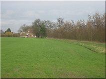 TR3156 : Church Street track by David Anstiss