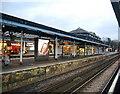 SU9949 : Platform 4, Guildford Station by N Chadwick