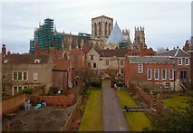SE6052 : York Minster by Andy Farrington