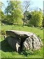 NS2058 : Haylie Chambered Tomb by Lairich Rig