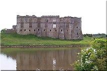 SN0403 : Carew Castle, nr Sageston, Pembrokeshire by Caroline