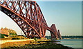 NT1380 : Firth of Forth, Forth Bridge by David Dixon