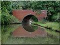 SP0173 : Bridge No 65 south-west of Hopwood by Roger  Kidd