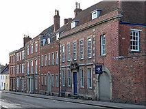 SU0061 : Long Street, Devizes (2) by Stephen Richards