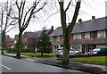 SP0380 : Hawthorne Road, Cotteridge by Nigel Mykura