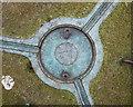 J4177 : Spider, Standard Hill Triangulation Pillar by Rossographer