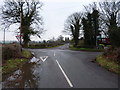 SO7497 : In the centre of Hartlebury by Richard Law