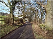 SK2564 : Near Pilhough Farm by Jonathan Clitheroe