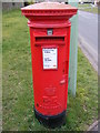 TM2445 : Manor Road Postbox by Adrian Cable