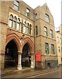 TQ3480 : Clergy House of St Peter's Church by Derek Harper