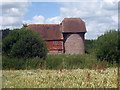 TQ4319 : Unconverted Oast House at Vuggles Farm, Newick, East Sussex by Oast House Archive
