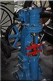 SK3536 : George Fletcher & Co Steam Pump by Ashley Dace