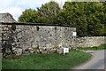 SW6535 : Entrance to Carvolth Farm by Elizabeth Scott