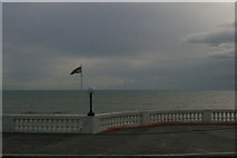 TQ7407 : Bexhill-on-Sea: King George V Colonnade by Christopher Hilton