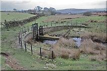 SE1443 : Reva Reservoir Intake Gate by Richard Kay