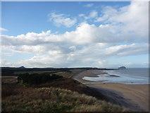 NT6281 : East Lothian Landscape : Ravensheugh Sands by Richard West