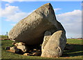 S7576 : Megalithic Tomb by kevin higgins