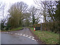 TM3966 : Tiggins Lane, Kelsale by Adrian Cable
