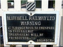 TQ4023 : Bluebell Railway, Sheffield Park by Helmut Zozmann