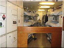 NT2677 : RY Britannia crew quarters by Peter Neal