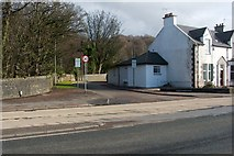 NS4175 : Strowan's Well Road by Lairich Rig